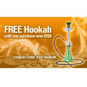 Free Hookah